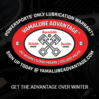 Learn more about the Yamalube Advantage