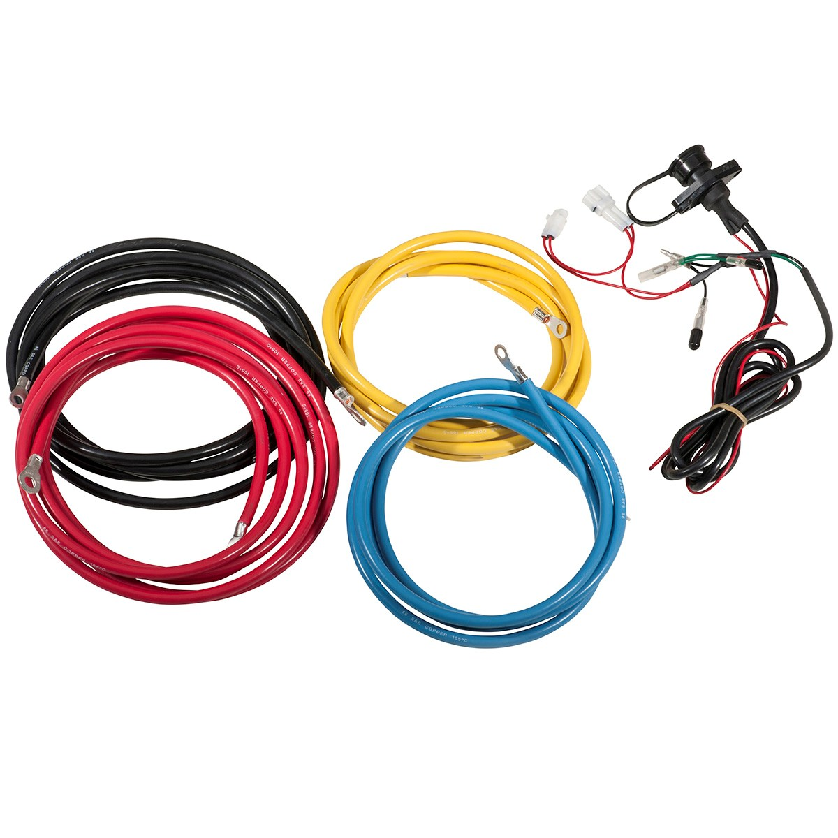 Product Details Atv Winch Wiring Harness