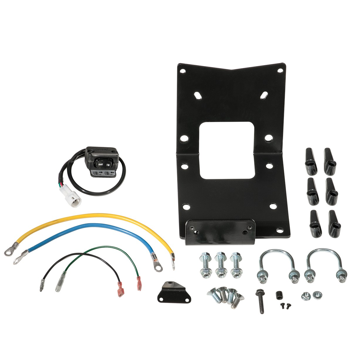 Product Details Champion 2500 Winch Wiring