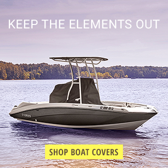Get your watercraft ready for storage.