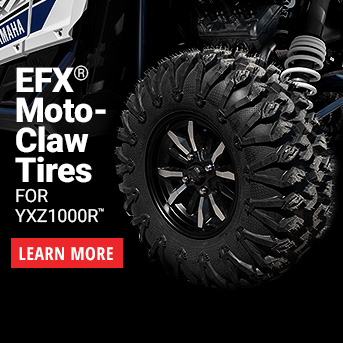 Learn More About the EFX MotoClaw Tires