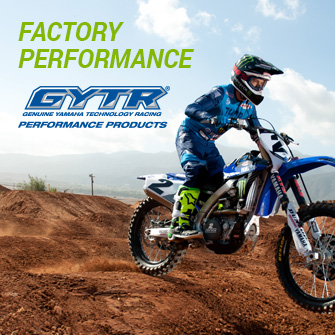 GYTR Powers the Yamaha Factory Racing Supercross Team - Shop Now