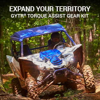 Learn More About the GYTR YXZ1000R Torque Assist Gear Kit