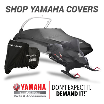 Shop Yamaha Genuine Covers