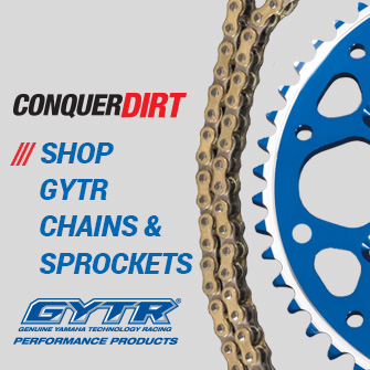 Shop GYTR Chains & Sprockets