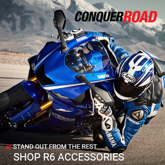 Shop Accessories for the All New YZF-R6