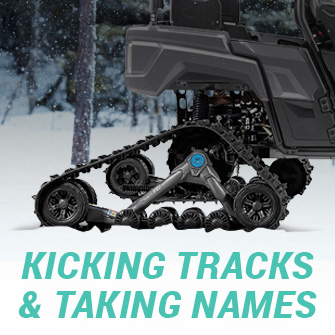 Learn More About Snow Track Kits