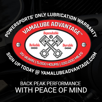 Learn More Yamalube Advantage Today