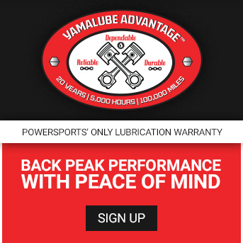 Sign Up for Yamalube Advantage