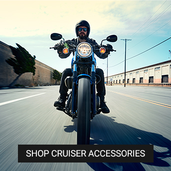 Shop Yamaha Cruiser Accessories