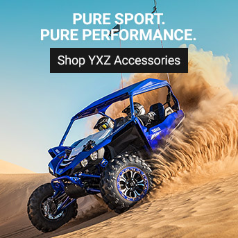 Shop Yamaha YXZ1000R Accessories