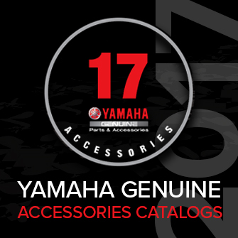 View Yamaha Genuine Accessories Catalogs